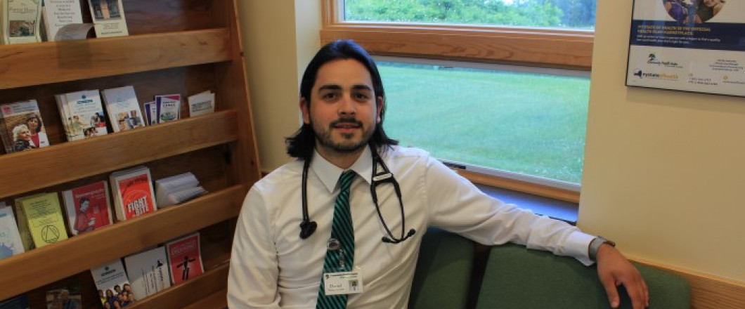 Dan Sanchez, Physician Assistant