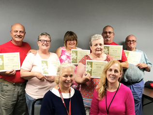 Diabetes Self ManagementClass Graduates & Educators