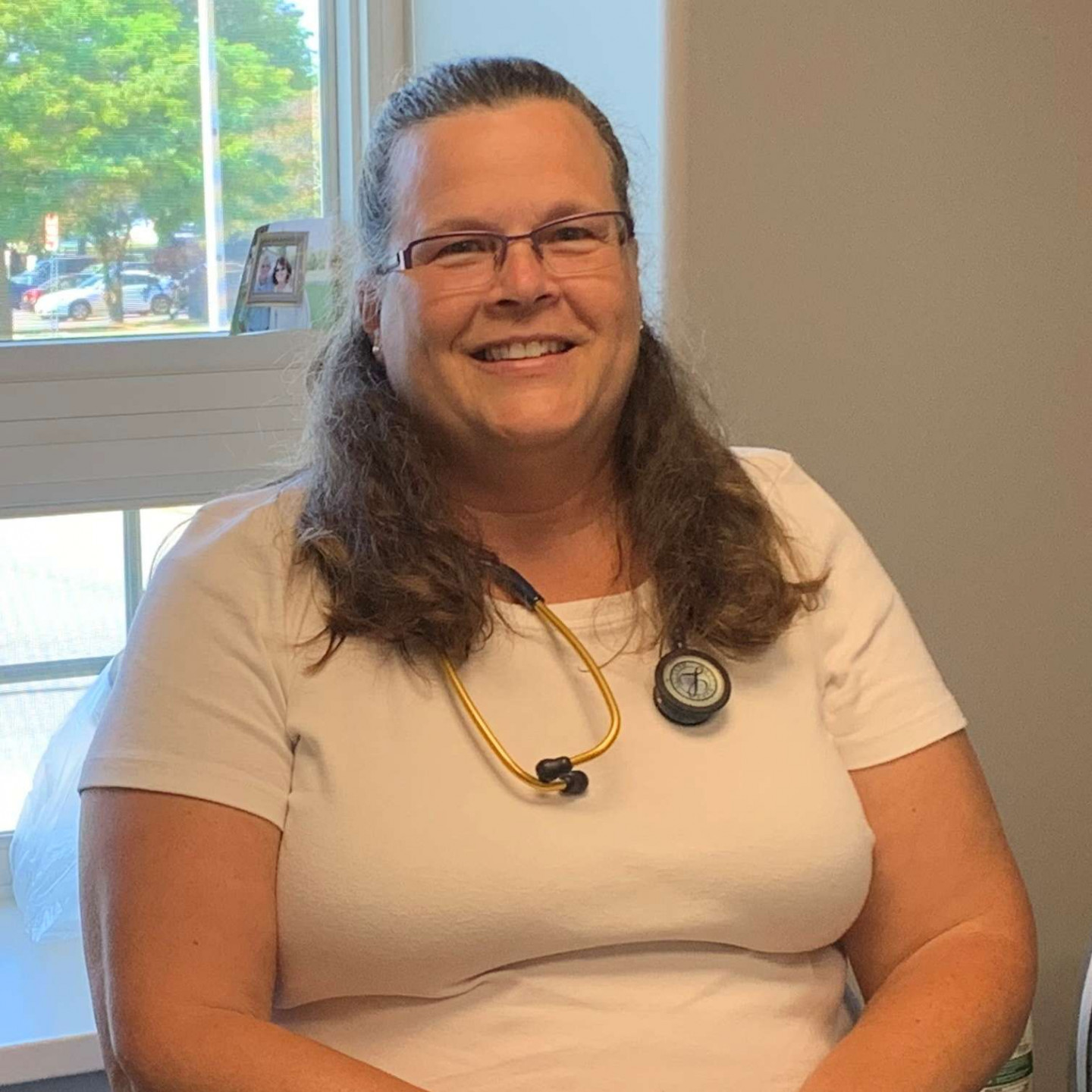 GEORGIA HARGRAVE, CERTIFIED FAMILY NURSE PRACTITIONER